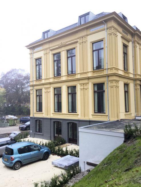 Restauratie Haarlem