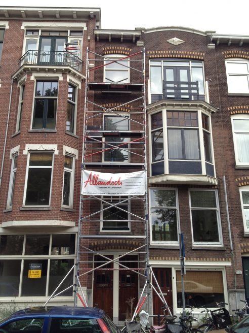 Bergselaan Rotterdam