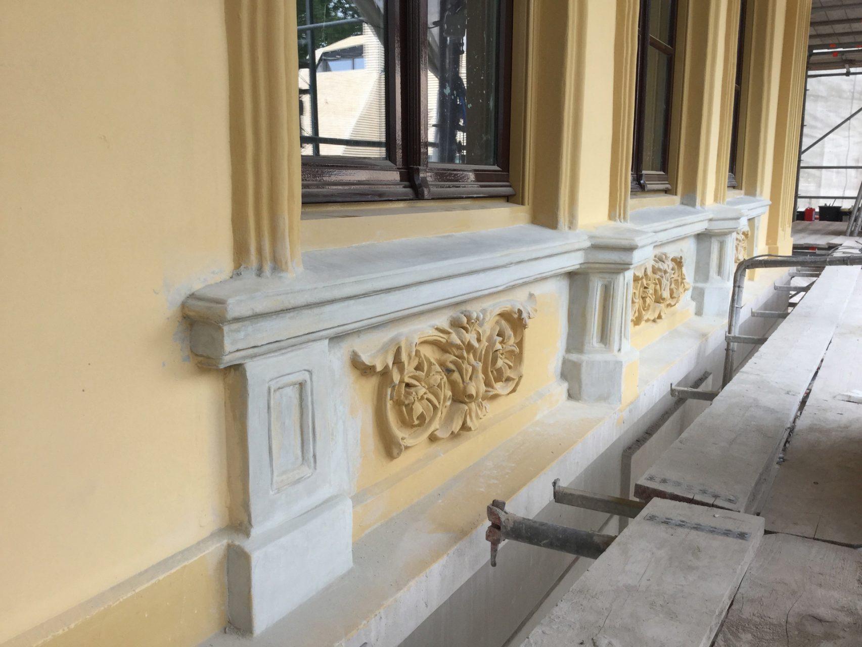 Restauratie Villa Haarlem
